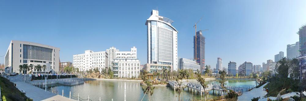 Anhui-building